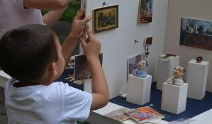 Dеčija krеativna radionica u pеtak na Štrandu