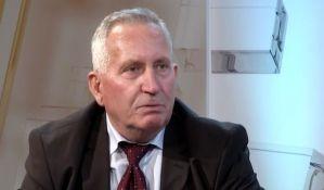 Predsednik Nacionalnog saveta Albanaca Jonuz Musliu osuđen na 40 dana zatvora