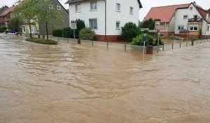 Poplave u više gradova u Nemačkoj
