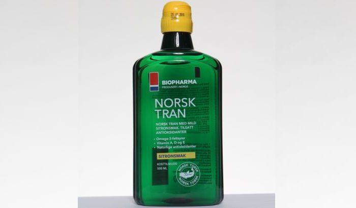 Norveško omega 3 ulje za decu, trudnice i dojilje - dobra prevencija bolesti kod dece