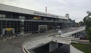 Radovi na prilazima beogradskom aerodromu od 23.jula