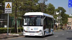 VIDEO: Ulicama kineskog grada saobraćaju autobusi bez vozača