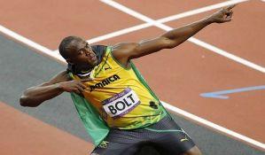 Bolt po šesti put najbolji atletičar
