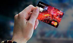 Refundacija novca sa Exit-ovih kartica moguća do petka