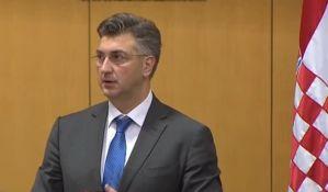 Plenković smenio ministre iz Mosta