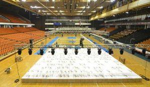 Spens spreman za Evropsko prvenstvo u rvanju koje počinje 2. maja