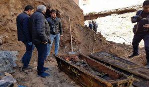 FOTO: Građevinci pronašli telo ruskog oficira iz 19. veka
