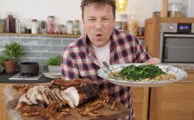 Džejmi Oliver: Nerviraju me vegani