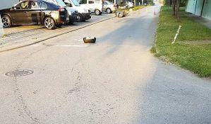Dečak poginuo pri padu s motora na Salajci, drugi povređen