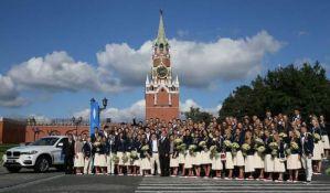 Među poklonima ruskim osvajačima medalja u Riju i trkački konj