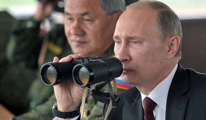 Putin naredio vanrednu proveru stanja borbene gotovosti vojske