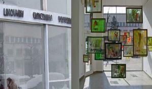 Prodajna izložba Sekcije samostalnih likovnih umetnika SULUV od 25. aprila