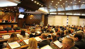 Odbornici u sredu raspravljaju o budžetu, opozicija traži da se uradi novi
