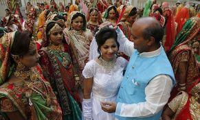 Bogataš platio grupno venčanje za 251 ženu