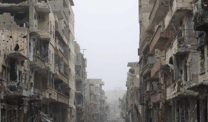 Na turskoj granici 20.000 ljudi koji beže iz Alepa