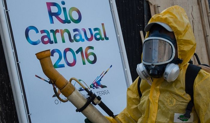 Karneval u Riju u senci straha od virusa zika