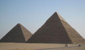 VIDEO: Virtuelno posetite tajne odaje Keopsove piramide