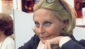 Preminula glumica Mišel Morgan
