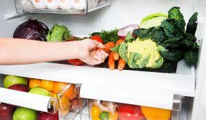 Koje voće i povrće treba, a koje ne treba držati u frižideru