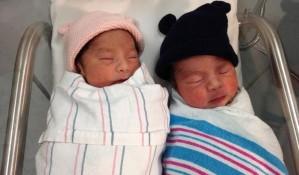 VIDEO: Rođeni blizanci različitog godišta