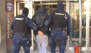 VIDEO: Uhapšen zbog pljačke kladionice na Naselju