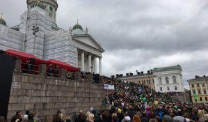 Finska: Masovni protesti protiv rasizma