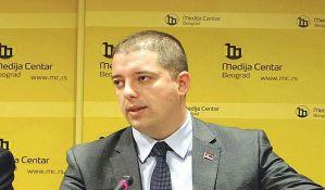 Marku Đuriću zabranjen dolazak u Peć