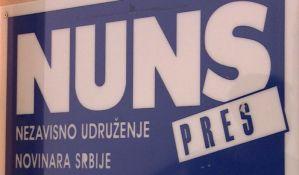 NUNS i NDNV osudili kampanju izvršne vlasti protiv redakcije Krika