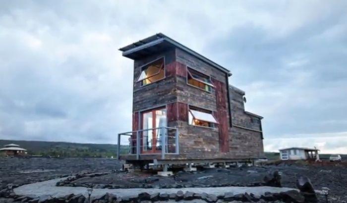 VIDEO: Ovo je kuća sa najneobičnijim pogledom