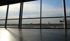 Aerodrom Šipol bez kontrole leta, letovi obustavljeni