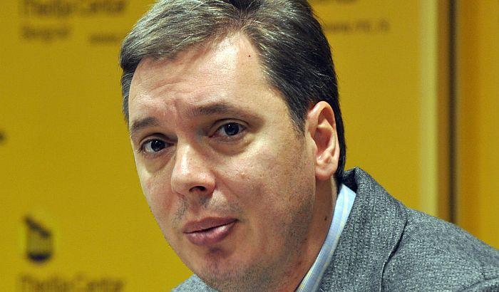 Vučić kandidat SNS za predsednika Srbije
