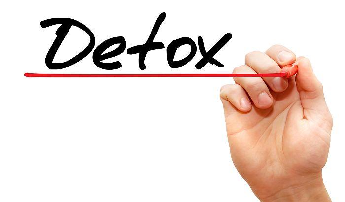 Napitak za detoks posle praznika