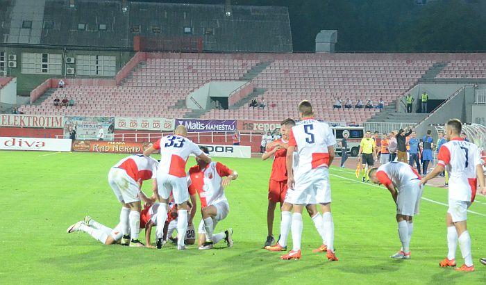 Kup Srbije: Vojvodina tek posle penala do četvrtfinala