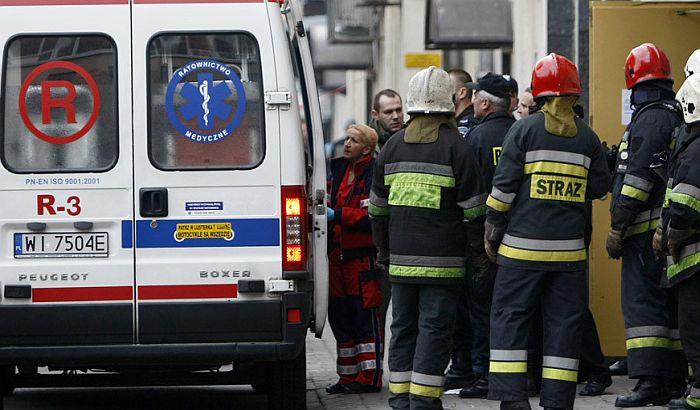 Poljski student podmetnuo bombu u pun gradski autobus