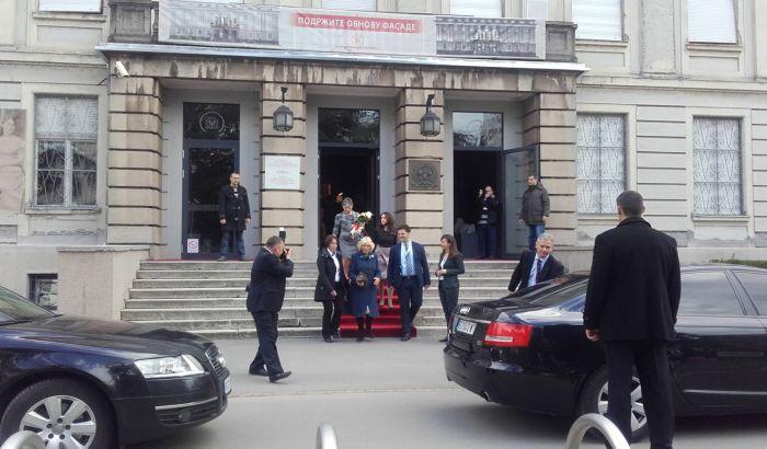 Galerija Matice srpske samostalno prikuplja novac za obnovu fasade