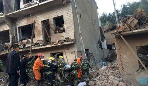 VIDEO: Najmanje 14 mrtvih i 147 povređenih u snažnoj eksploziji u Kini
