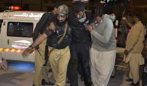 Napad na policijsku akademiju, najmanje 58 mrtvih kadeta