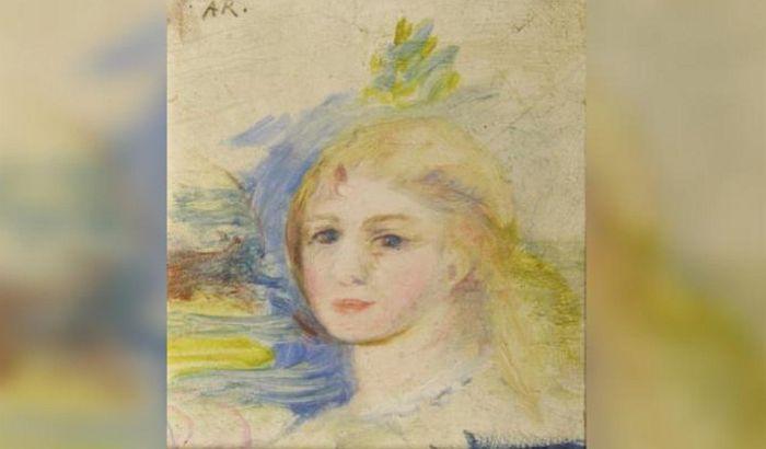 Renoarova slika ukradena uoči prodaje