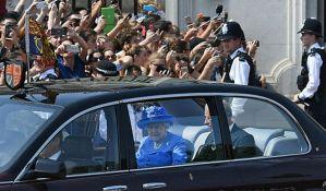 Kraljica Elizabeta prijavljena policiji jer nije vezala pojas