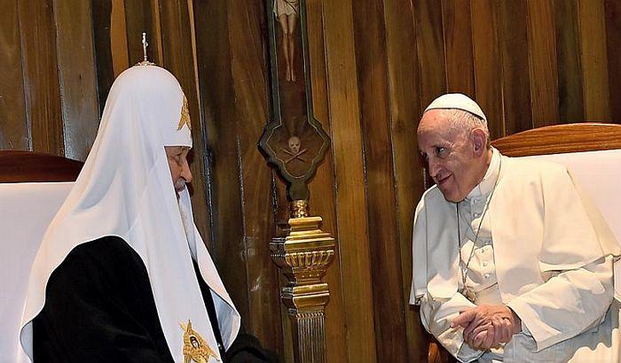Papa i patrijarh pozvali na hrišćansko jedinstvo