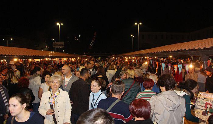 Četvrti Novosadski noćni bazar danas na Ribljoj pijaci