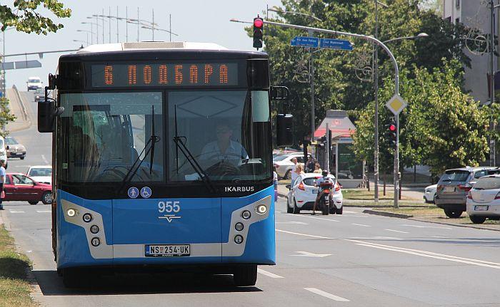 Autobusi na liniji 6 danas menjaju trasu