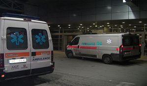 Tri osobe povređene u udesima u Novom Sadu