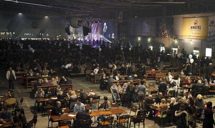 Oktoberfest danas i sutra na Novosadskom sajmu