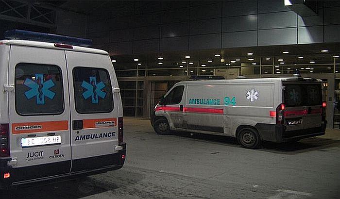 Sedam osoba povređeno u udesu kod Kovilja