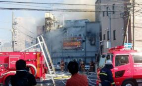 Požar u bordelu u Japanu, četvoro mrtvih