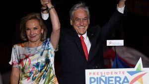 Milijarder Sebastijan Pinjera novi predsednik Čilea