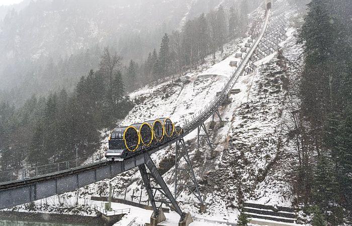 VIDEO: Najstrmija žičara na svetu otvorena u Švajcarskoj