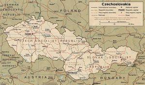 Izgubio se u Češkoj gledajući kartu iz doba Čehoslovačke