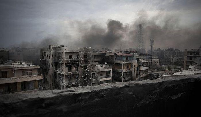 Više od 3.000 civila pobeglo iz Alepa